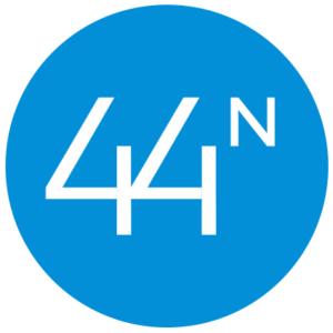 44 North