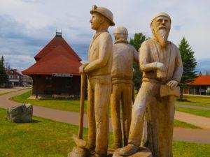 Depot miners