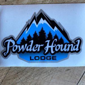 Powder Hound Lodge new