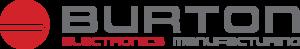 Burton_ElectronicsManufacturing_logo_horizontal
