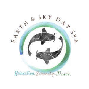 Earth & Sky Day Spa Logo 2