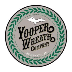 Yooper Wreath Company logo