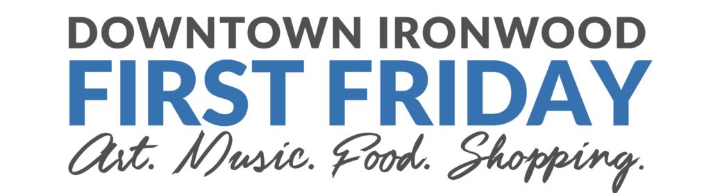 First Friday Logo 2020